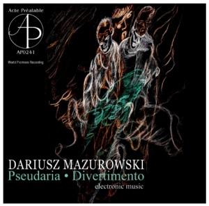 pseudaria CD cover